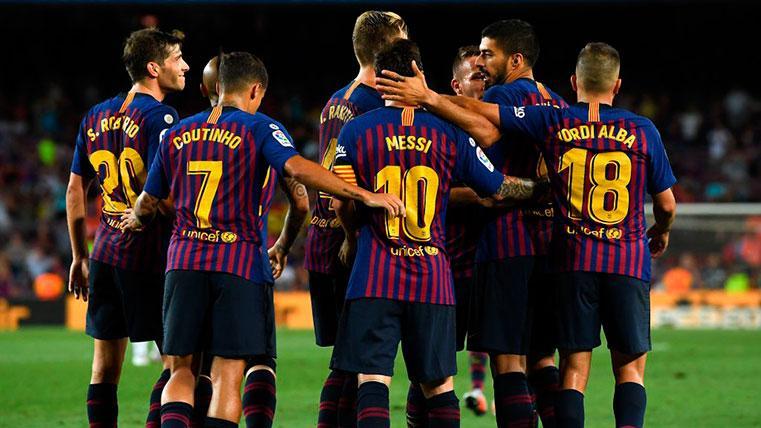 Hay algunos jugadores del Barcelona que siguen sin marcar