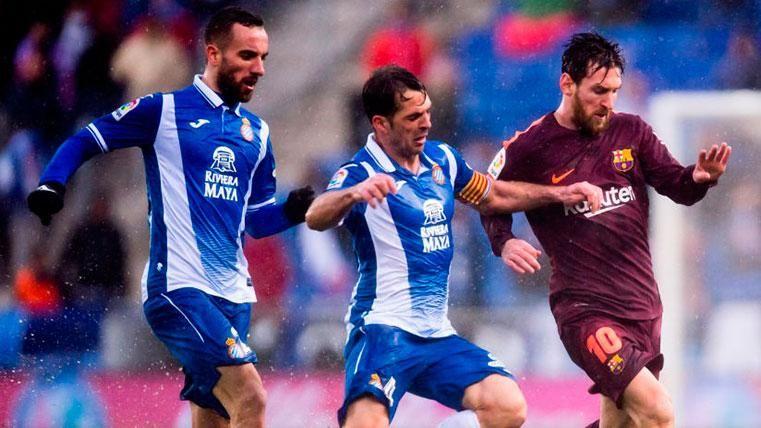 El FC Barcelona y el RCD espanyol se encontrarán en diciembre