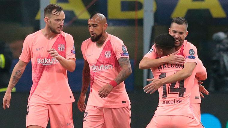 El Barça ya está en octavos