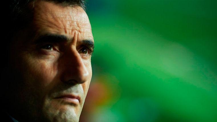 El Barça quiere renovar a Valverde