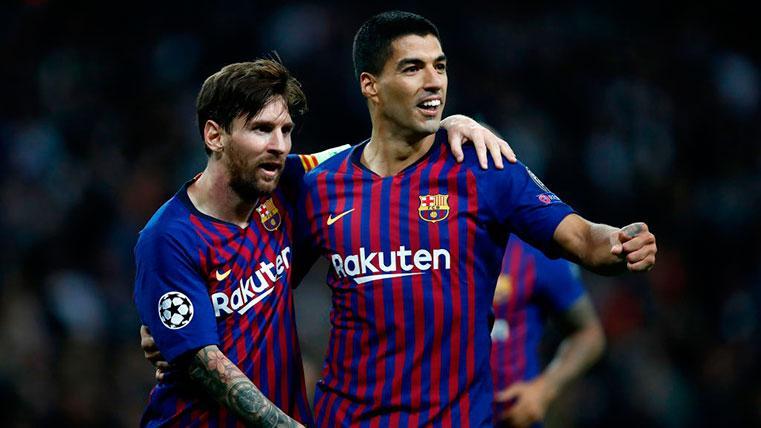 LETALES: Leo Messi regresa en el mejor momento de Luis Suárez