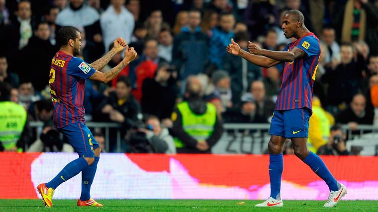 Alves recuerda el mejor momento que vivió en su etapa en el FC Barcelona