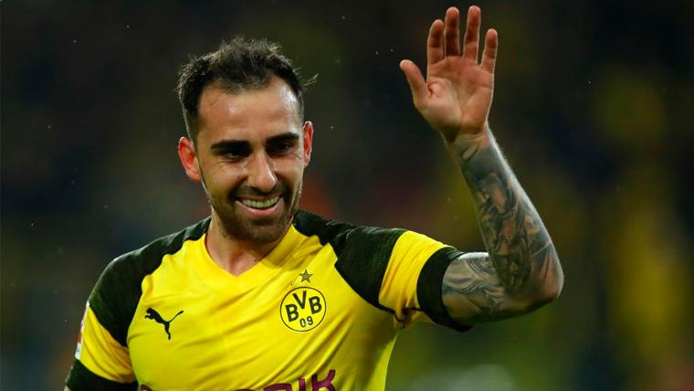 Lo volvió a hacer: Alcácer culminó la remontada del Dortmund frente al Bayern
