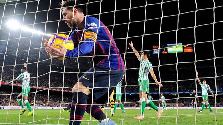 TRANQUILIDAD: El Barça sigue líder de LaLiga Santander 2018-19