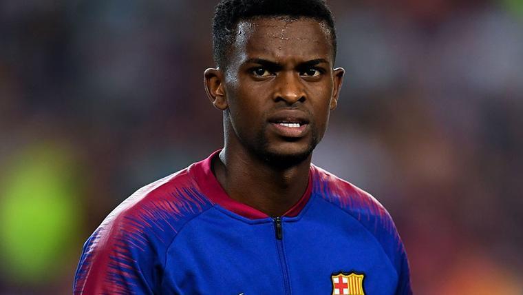 Nélson Semedo merece más oportunidades como lateral titular del Barcelona