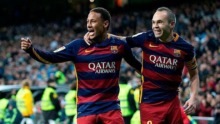 La sorprendente opinión de Iniesta sobre el posible fichaje de Neymar por el Madrid