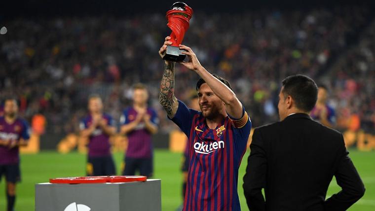 El plan del Barça para aprovechar los últimos años de Leo Messi