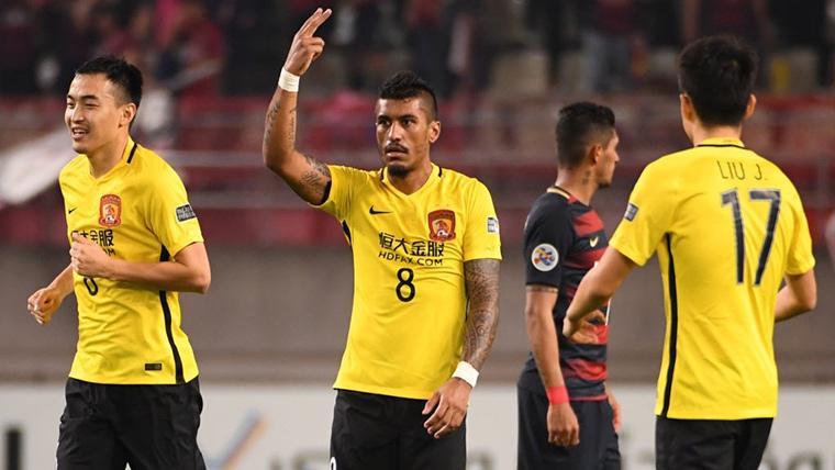 Paulinho Bezerra opta al MVP de la Superliga de China