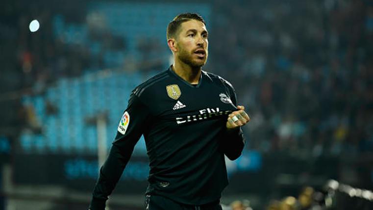 Sergio Ramos se defiende de las críticas recibidas en Madrid