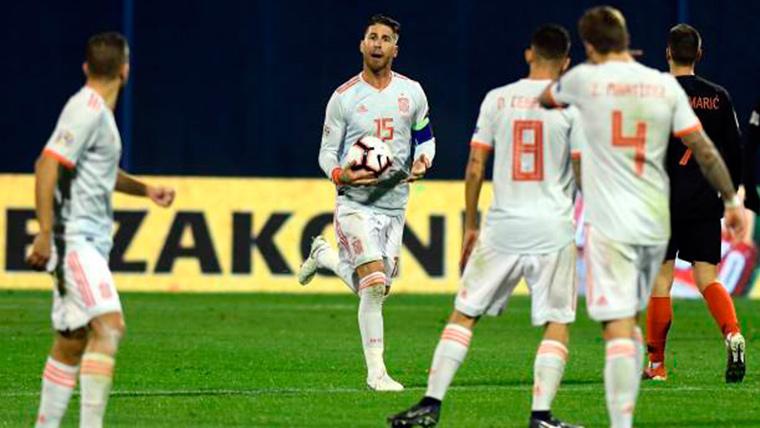 ¡Sergio Ramos se lesiona y agrava los problemas del Real Madrid en defensa!