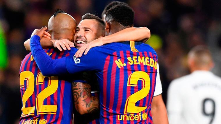 Arturo Vidal y Nélson Semedo, ¿novedades en las próximas alineaciones del Barça?