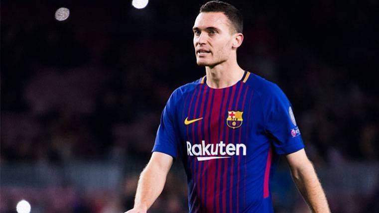 La decisión final del Barcelona sobre el futuro de Vermaelen