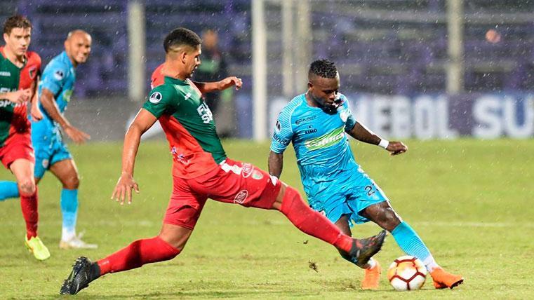 Ronald Araújo, opción para el primer equipo