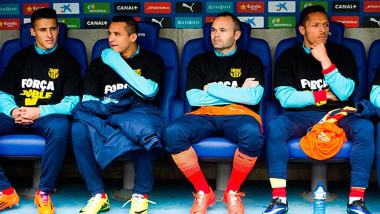 Un ex jugador del Barça podría irse al Vissel Kobe de Iniesta