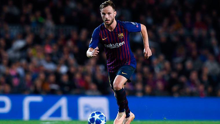 Rakitic hizo caso omiso del PSG para ser indiscutible en el Barça