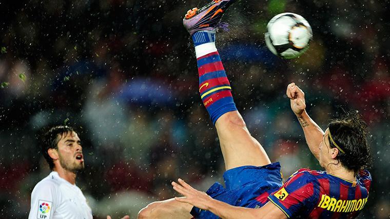 La anécdota de Ibrahimovic antes de recalar en el Barcelona