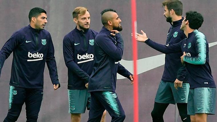 Desde Milán apuestan fuerte por dos 'pesos pesados' del Barça