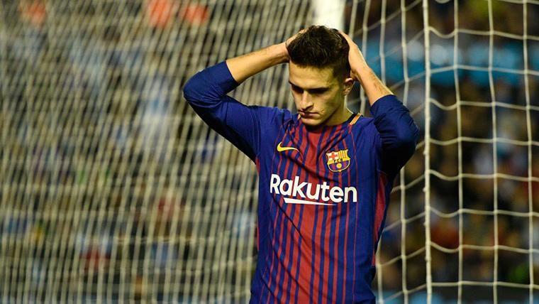 Tres clubes de LaLiga valoran llevarse a Denis Suárez del Barça