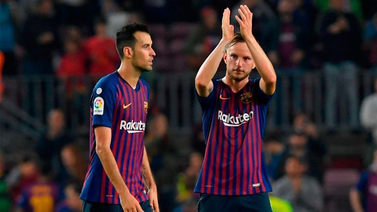 Busquets sigue haciendo historia: Cumplirá 500 partidos con el Barça contra el Atlético
