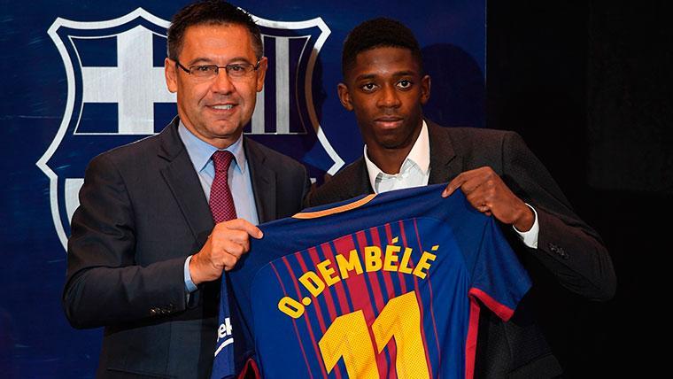 La venta de Dembélé tiene una 'trampa' de 40M€