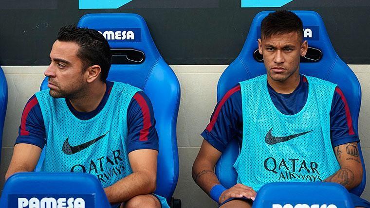 """Xavi, tajante sobre el regreso de Neymar al Barça: """"No lo veo"""""""