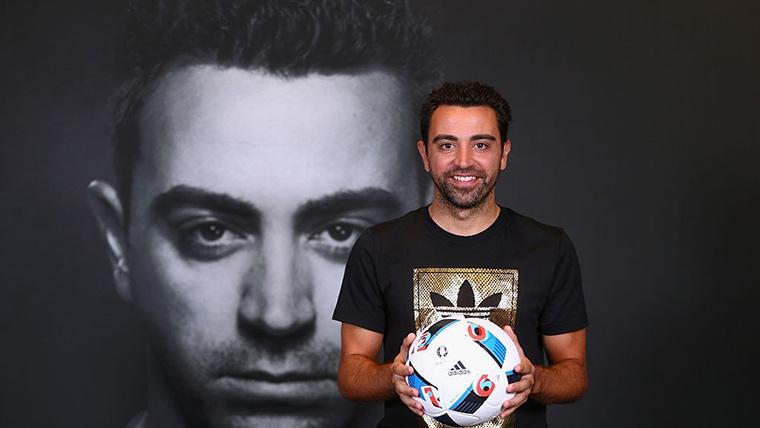 Xavi se retirará en abril, pero aún no quiere entrenar al Barça