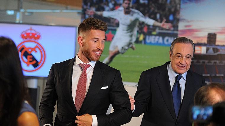 Comunicado del Real Madrid para defender a Sergio Ramos