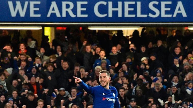 El Chelsea hace oficial la renovación de Kanté y avisa al Real Madrid sobre Hazard