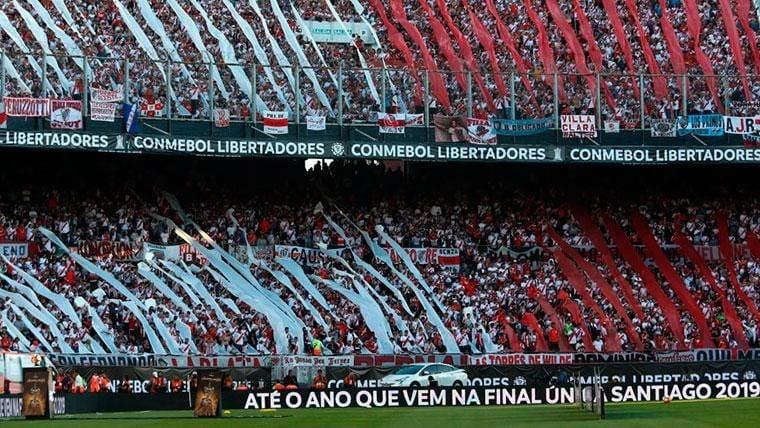 OFICIAL: Se aplaza la final de la Libertadores entre River y Boca