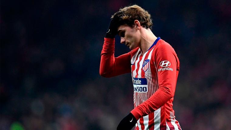 El dato más revelador del Atlético-Barça: Ter Stegen dio más pases que Griezmann