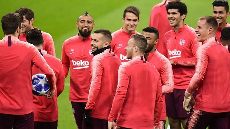 Arturo Vidal ya tiene lo que quería: más minutos en el Barça