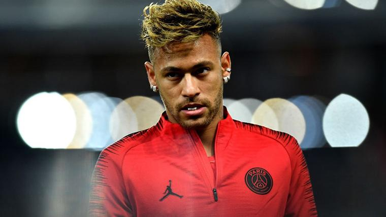 Revelan el supuesto acuerdo que tendría Neymar Jr para salir