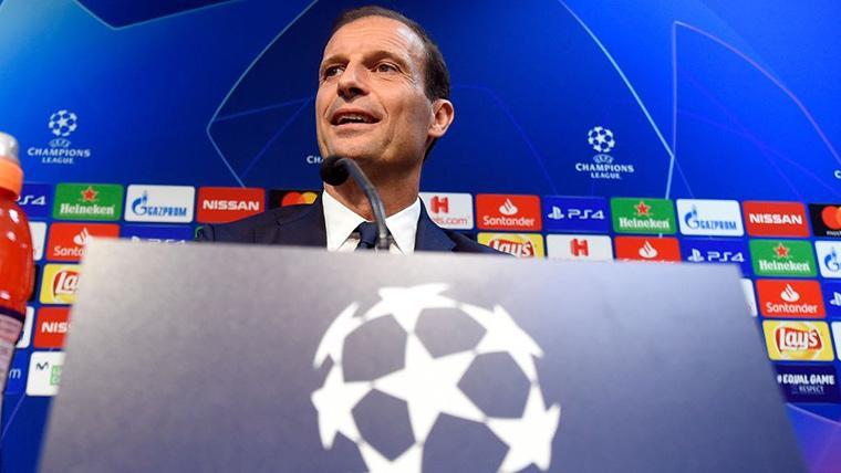 En la Juventus ponen al Barça como favorito para la Champions