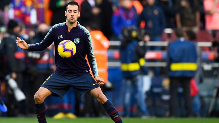 Busquets se pronuncia sobre el regreso de Neymar al Barça