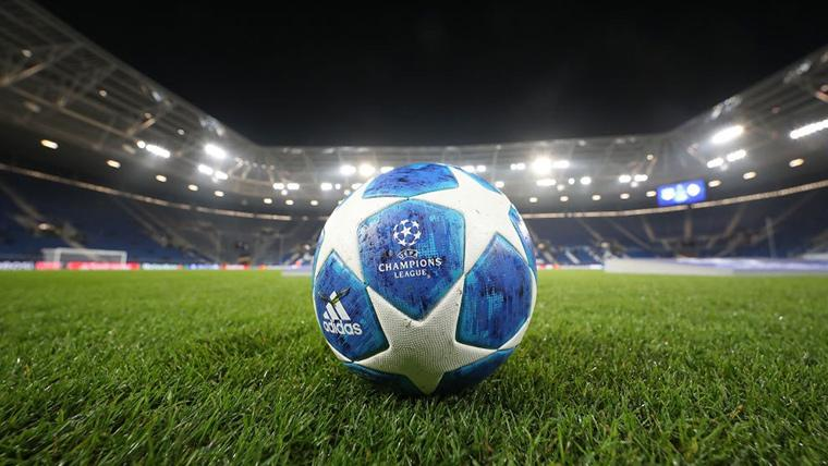 already there are eight teams classified for eighth of champions league 2018 19 eight teams classified for eighth