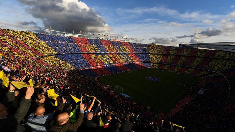 Grifols suena con mucha fuerza para dar apellido al Camp Nou