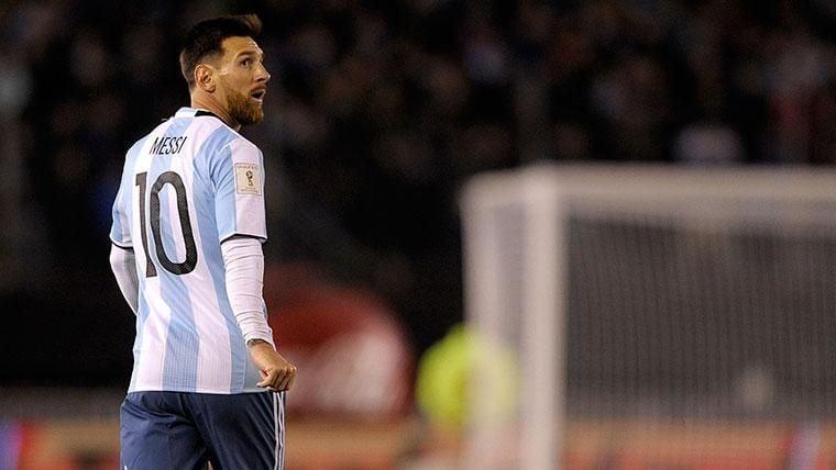 Una leyenda de Argentina habla sobre la próxima revolución de Messi en la selección