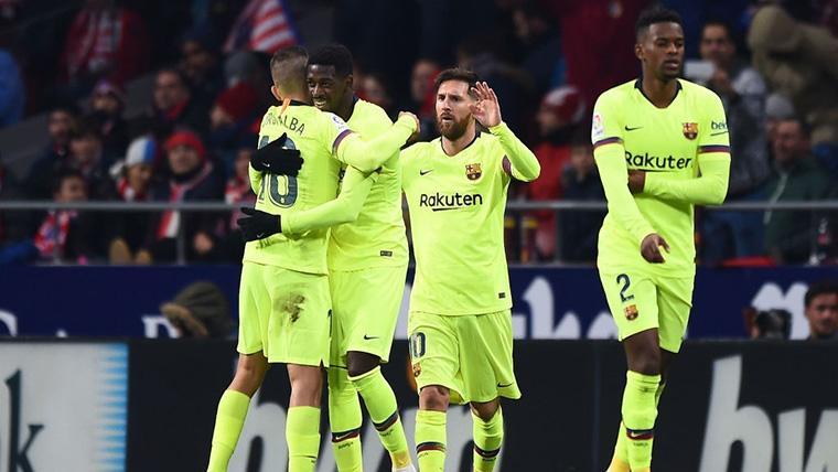 PULGA ATÓMICA: ¡Golazo espectacular de Messi al PSV Eindhoven!