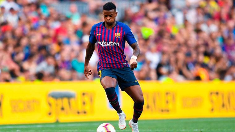 El Barcelona tendrá que rascarse el bolsillo si quiere seguir haciendo jugar a Semedo