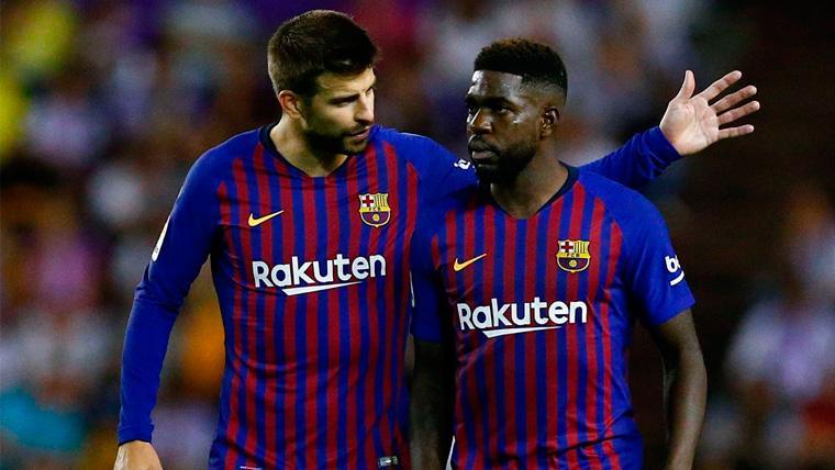 Así será la reunión que definirá el futuro de Samuel Umtiti en el Barça