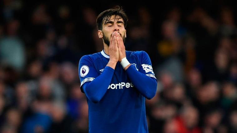 El cambio de planes del Everton podría perjudicar al Barça con André Gomes