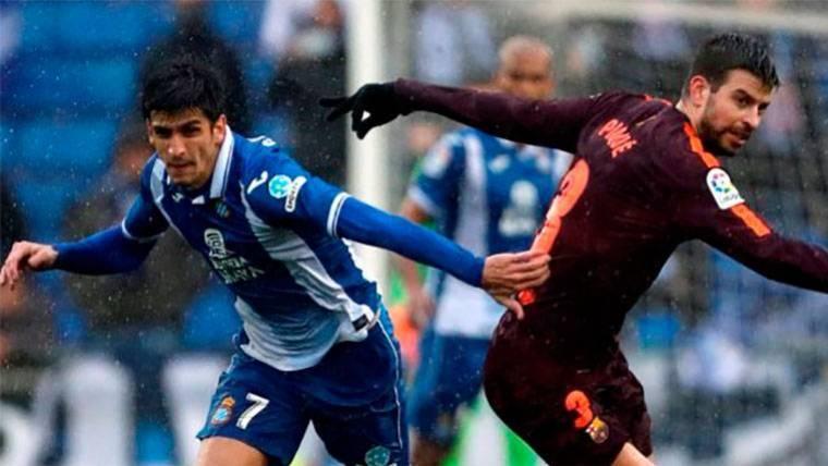 Piqué y Moreno se reencontrarán