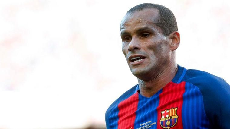 Rivaldo vuelve a hablar del regreso de Neymar al Barcelona