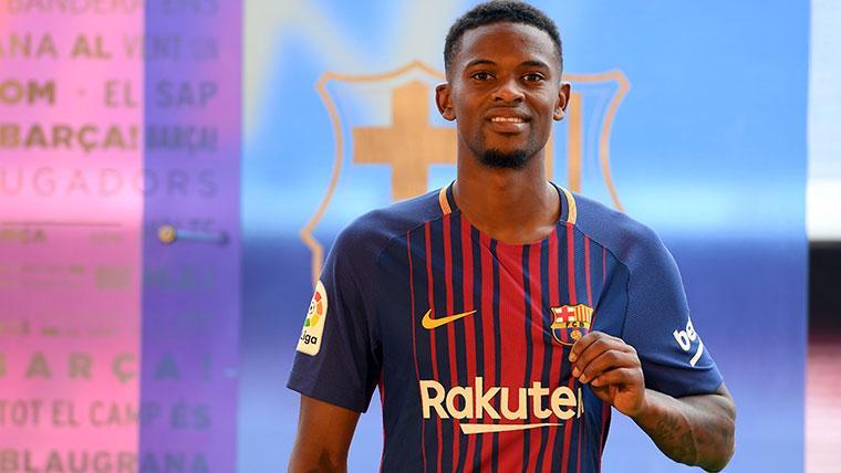 La condición que aplazará el pago del Barça de las primeras variables por Semedo