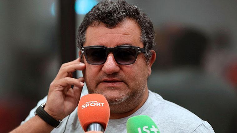 El Barça hablará de dos objetivos clave en su próxima reunión con Mino Raiola