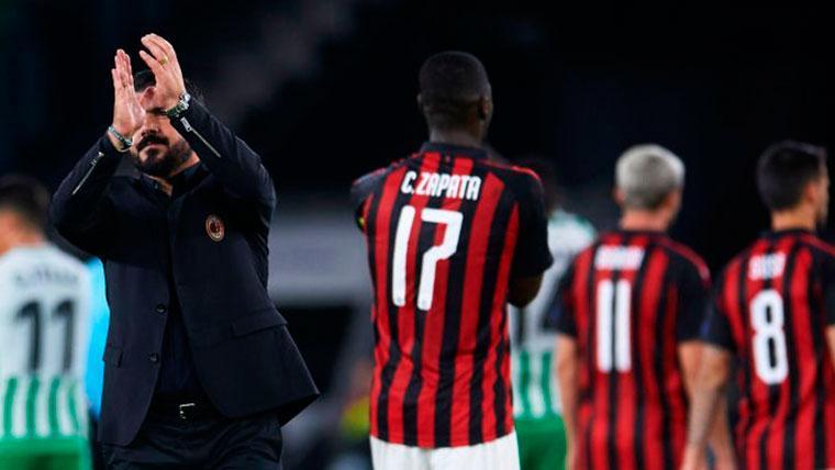 El Milan, interesado en fichar a uno de los transferibles del Barça