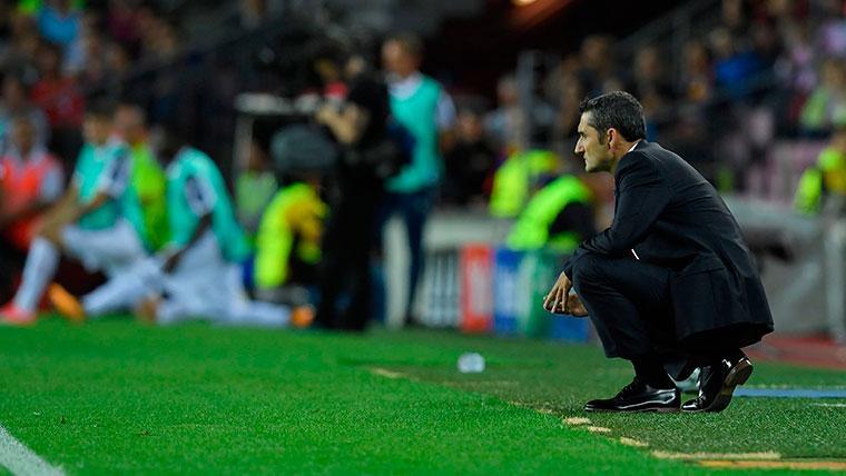 El Real Betis, similitud y diferencia en la previa del Barça-Villarreal