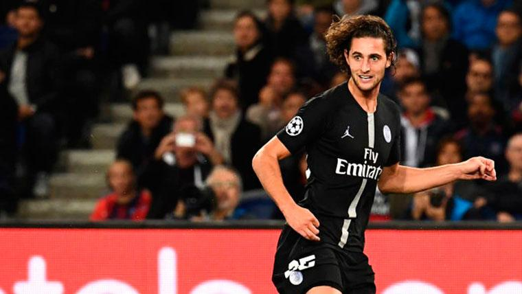INCENDIO: Divorcio absoluto entre Rabiot y el Paris Saint-Germain
