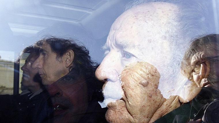 Muere José Luis Nuñez, ex presidente del FC Barcelona