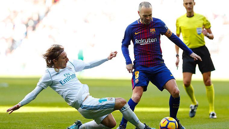 La dedicatoria más especial de Modric tras ganar el Balón de Oro incluyó a Xavi e Iniesta